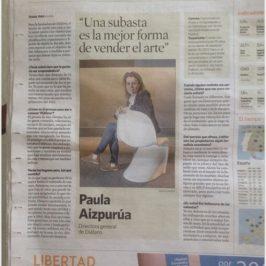 Entrevista en el Economista.es