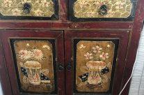 Antiguo mueble chino